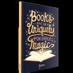 Notitieboek Books are a uniquely portable magic