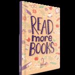 Notitieboek Read more books