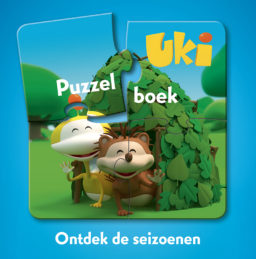 Cover uki puzzelboek