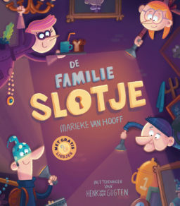 Cover De familie Slotje