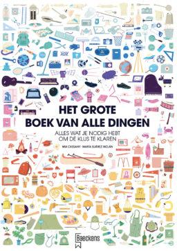 Cover Het grote boek van alle dingen