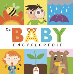 Cover de baby encyclopedia
