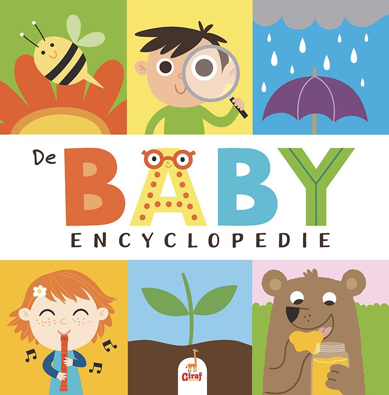 Cover de baby encyclopedia