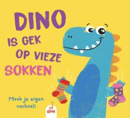 Cover Dino is gek op vieze sokken