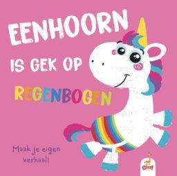 Cover Eenhoorn is gek op regenbogen