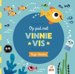 Cover Op pad met Vinnie Vis
