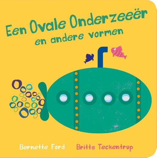 Een ovale onderzeeër en andere vormen