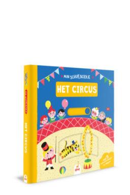Mijn schuifboekje het circus
