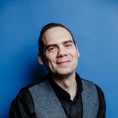 Foto Stijn Baeckens - CEO