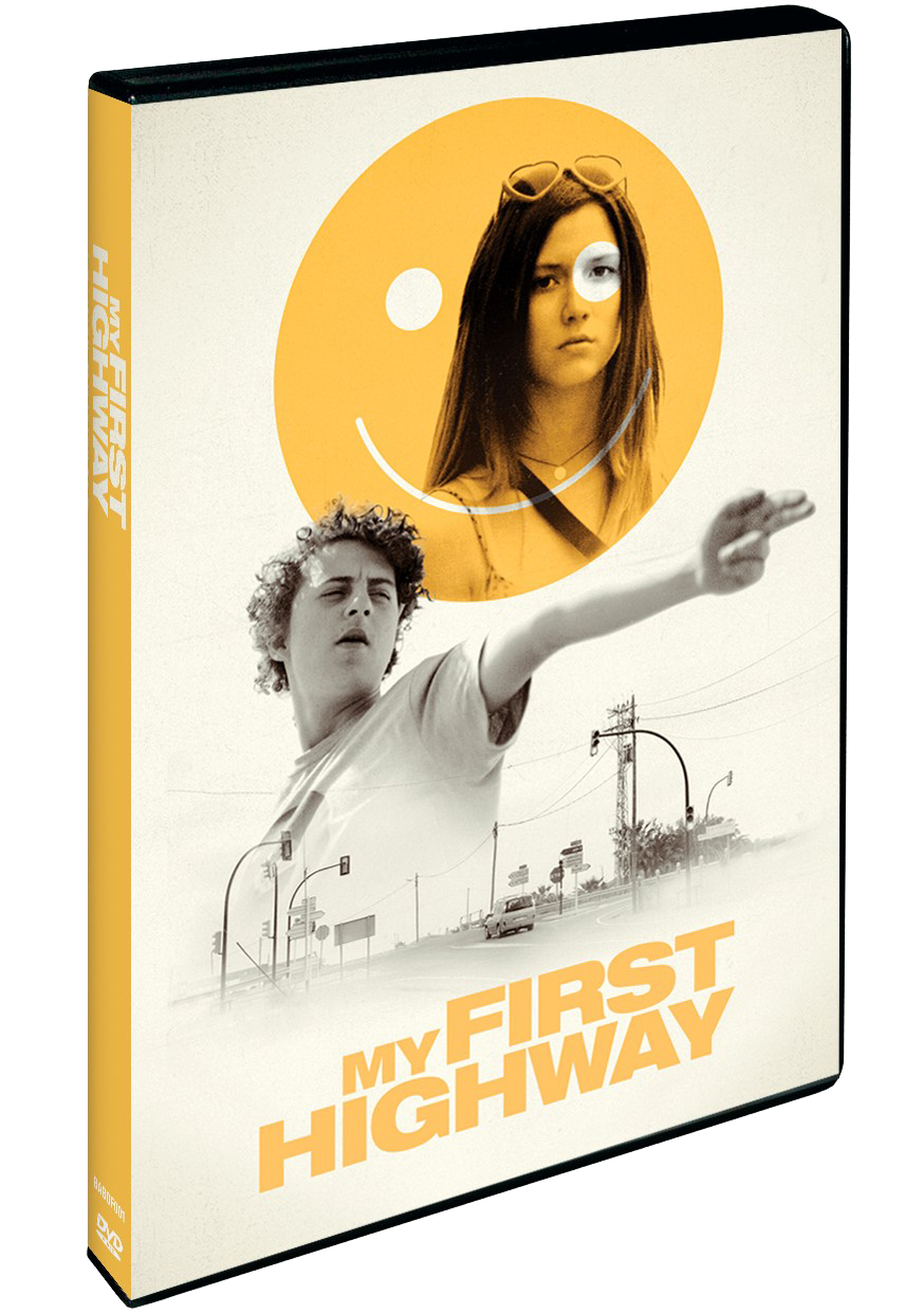 Foto dvd My First Highway