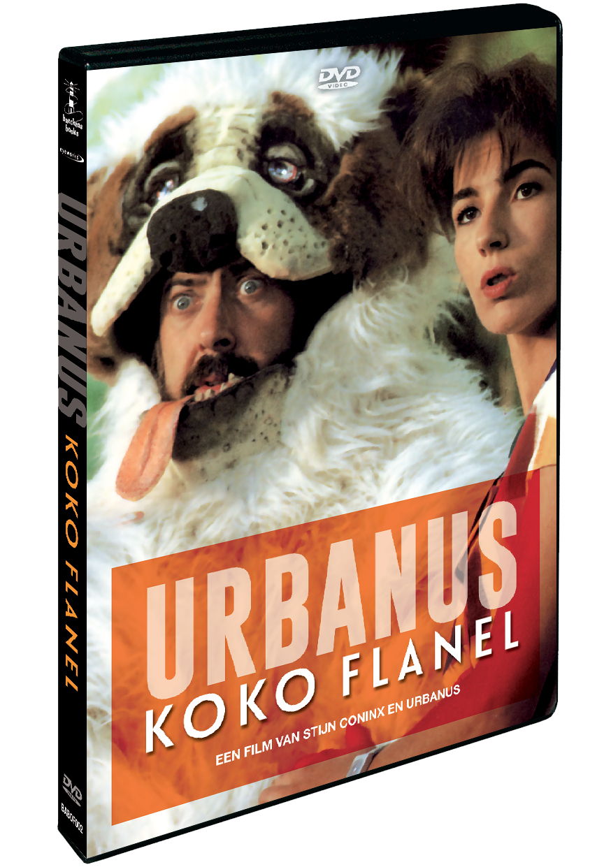 Foto DVD Koko Flanel