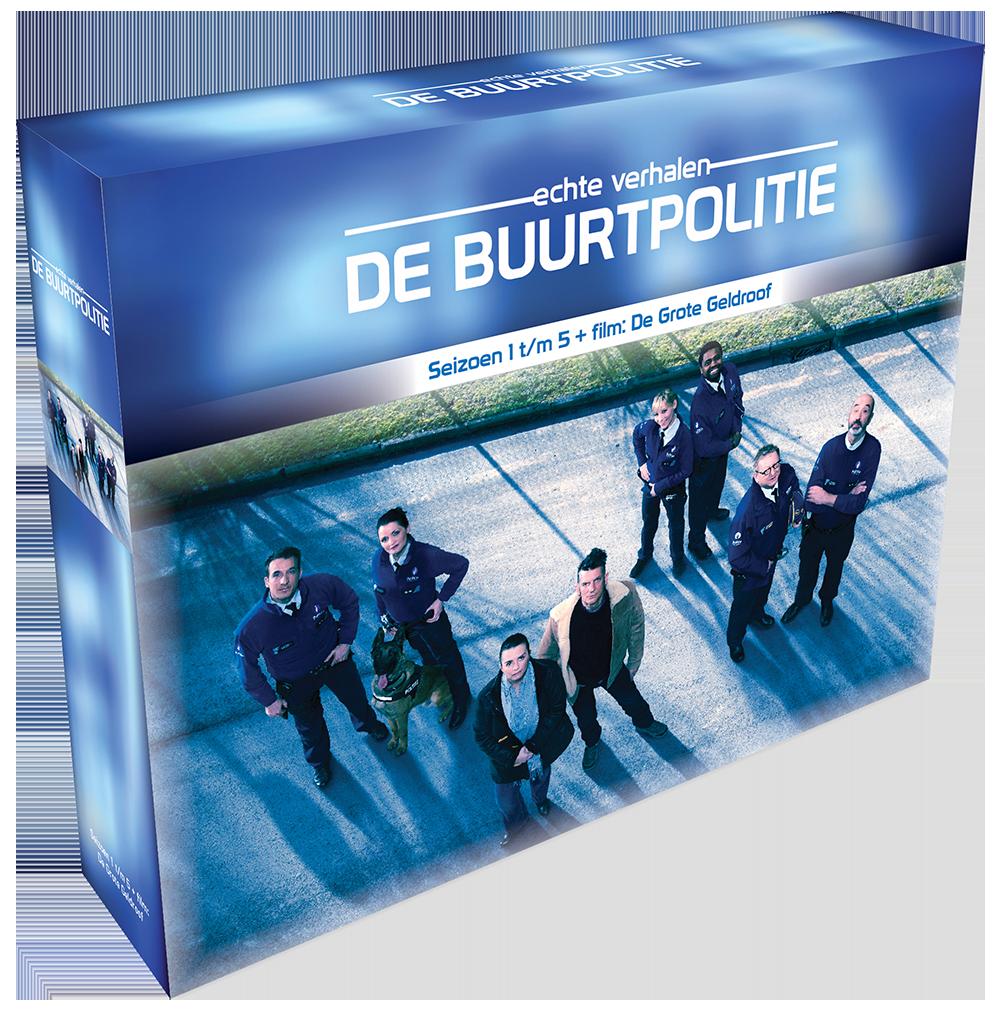 Foto verzamelbox De Buurtpolitie