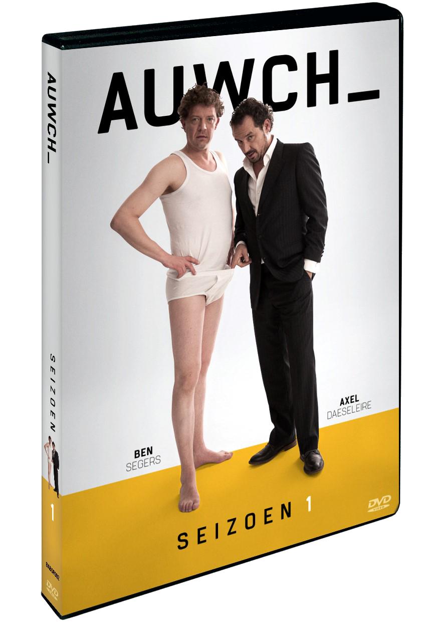 Foto Auwch_ seizoen 1 dvd