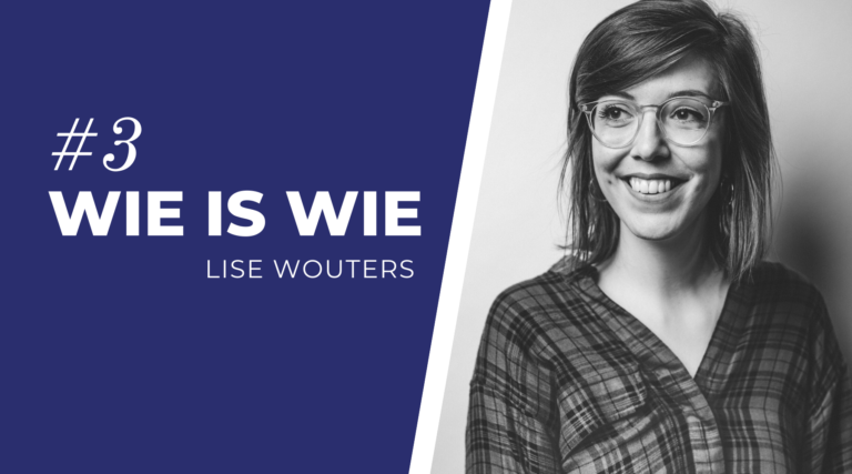 header van blog wie is wie: lise