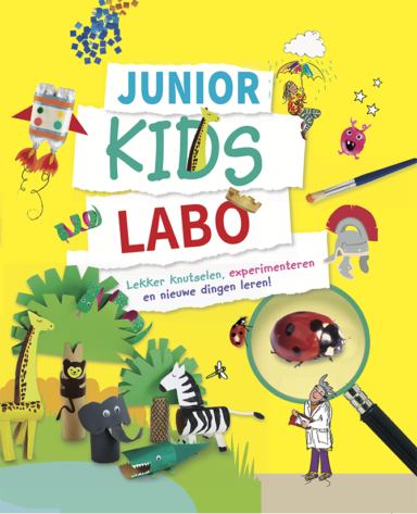 cover van junior kids labo