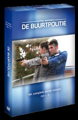 Foto DVD de Buurtpolitie seizoen 1