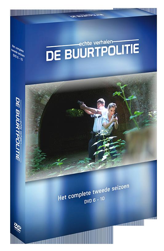 Foto dvd de Buurtpolitie seizoen 2