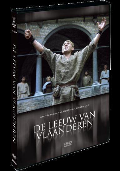 Foto DVD De Leeuw van Vlaanderen