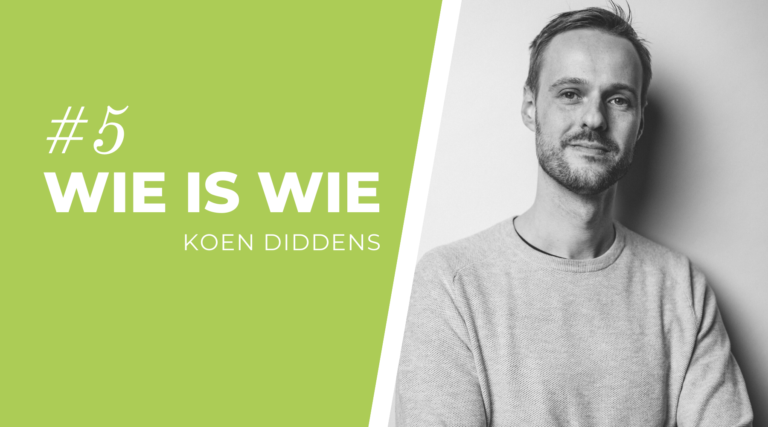 header van blog wie is wie: koen