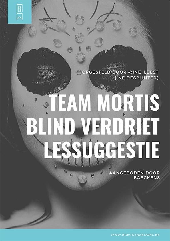 Cover van lessuggestie Blind Verdriet