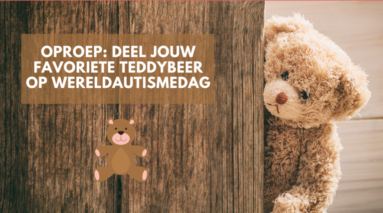 header blogpost wereldautismedag met beren