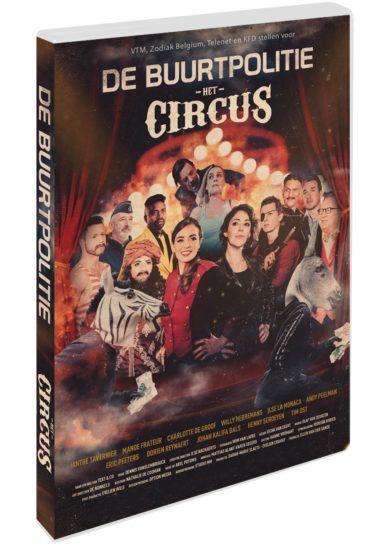 DVD van de buurtpolitie het circus
