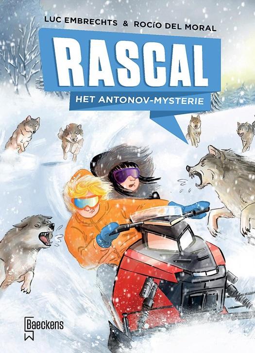 cover van rascal het antonov mysterie