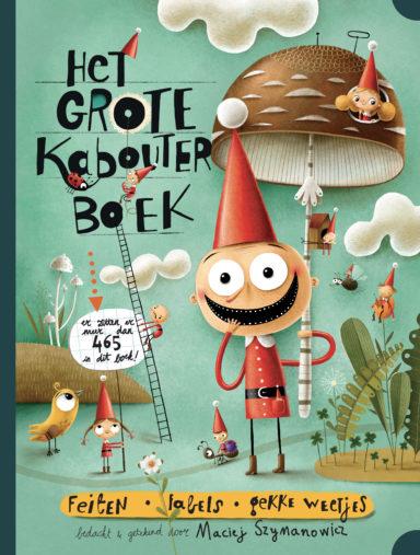 Het Grote Kabouterboek - cover