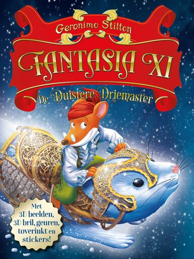 Fantasia XI: De duistere driemaster