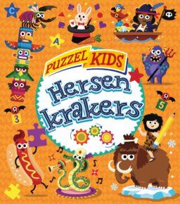 Cover Puzzelkids Hersenkrakers