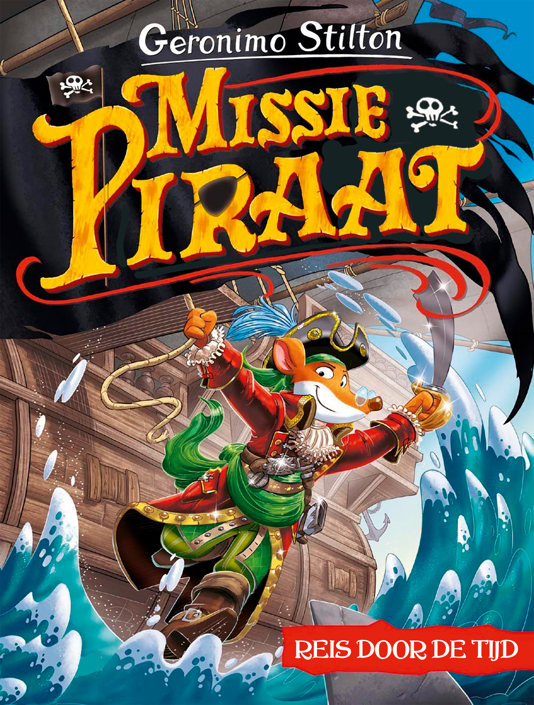 Geronimo Stilton Missie piraat