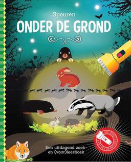 Cover Speuren onder de grond