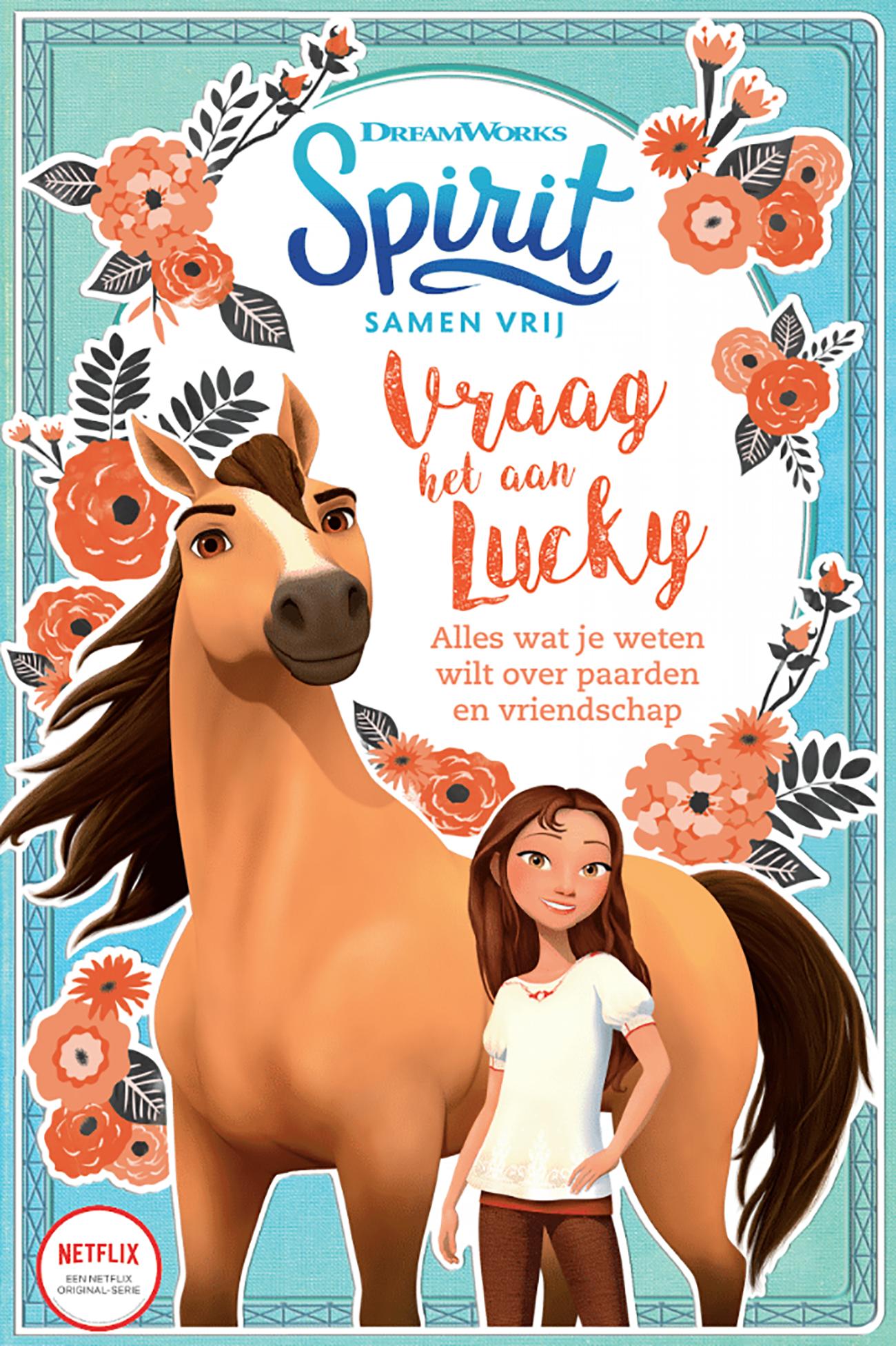 Cover Spirit Vraag het aan Lucky