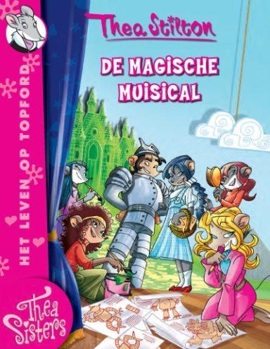 Thea Stilton de magische muisical