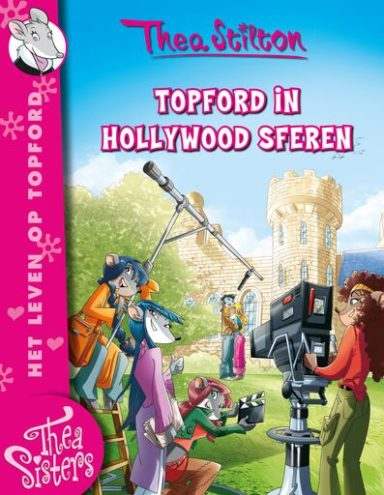 Thea Stilton - Topford in Hollywood Sferen