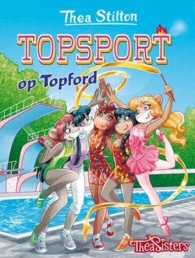 Thea Stilton Topsport op Topford
