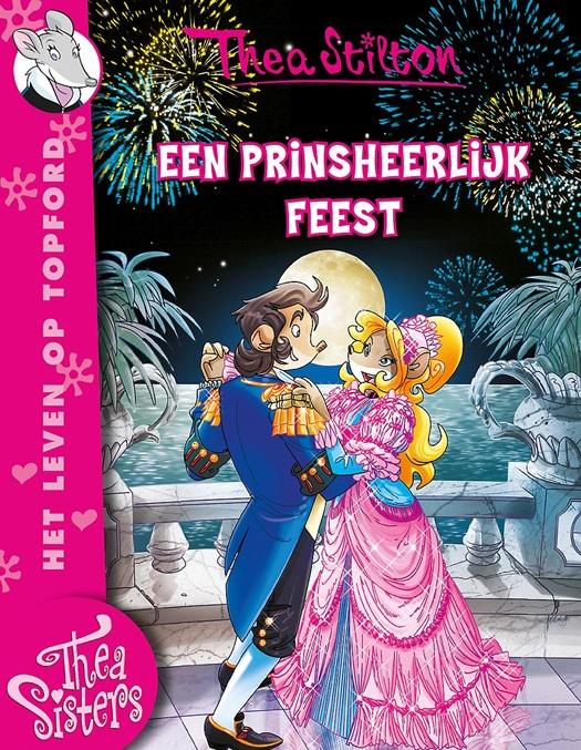 Thea Stilton - een prinsheerlijk feest