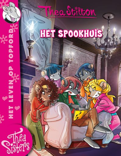Thea Stilton - Het spookhuis