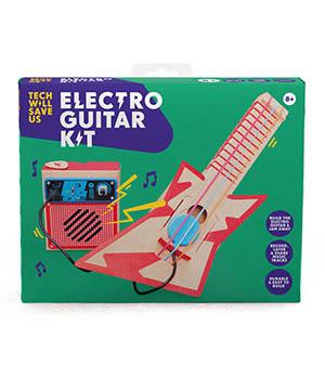 Tech will save us - elektrische gitaar kit
