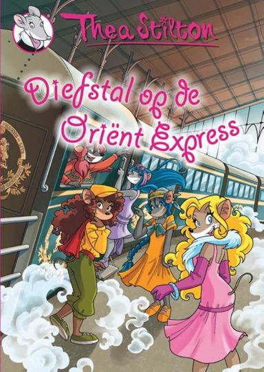 diefstal op de orient express