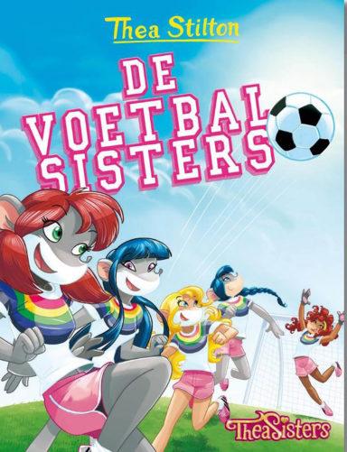 Cover Thea Stilton De voetbalsisters