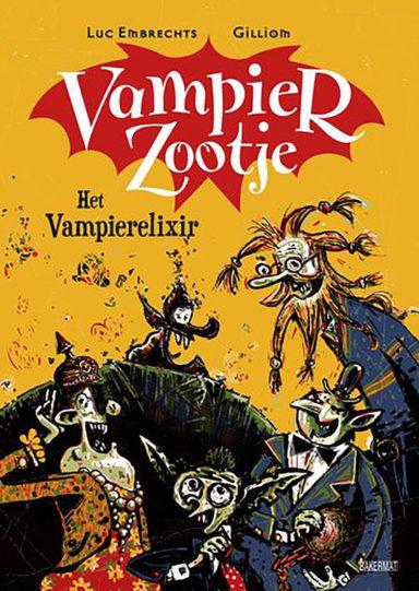 Vampierzootje 1: Vampierelixir
