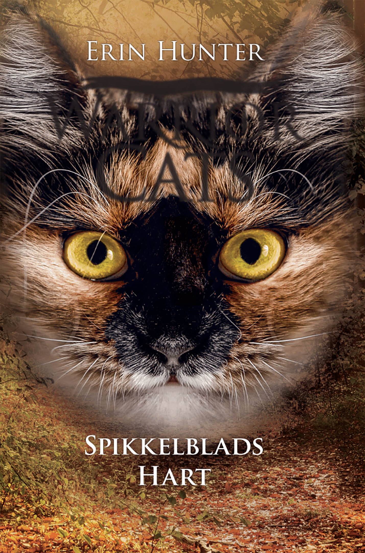 Warrior Cats Novelle- spikkelblads hart