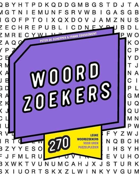 cover van woordzoekers