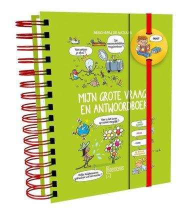 Mijn grote vraag- en antwoordboek: Bescherm de natuur!