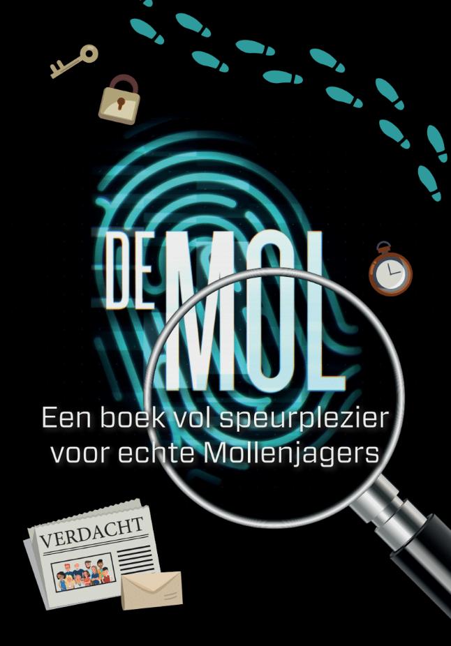 De Mol speurboek