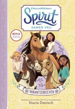 Cover van spirit samen vrij vakantiebrieven