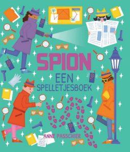 Spion een spelletjesboek cover