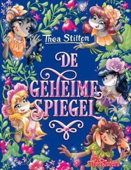 cover van thea stilton de geheime spiegel