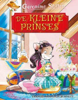 cover van GS wereldverhalen de kleine prinses